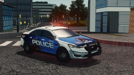 Photo of Cities: Skylines – Detroit / City Police 2018 Ford Taurus