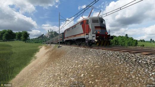 Photo of Transport Fever 2 – FS E424 Locomotives