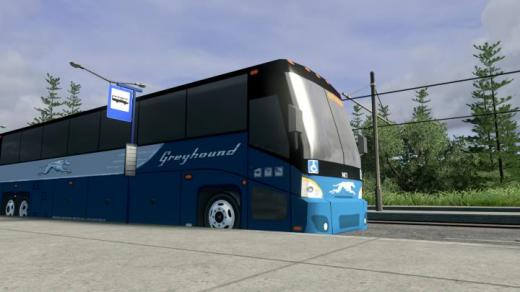 Photo of Cities: Skylines – Intercity Bus Stop