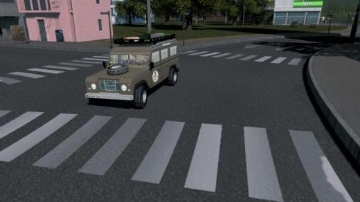 Photo of Cities: Skylines – Land Rover Series3