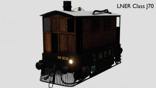 Photo of Transport Fever 2 – LNER Class J70