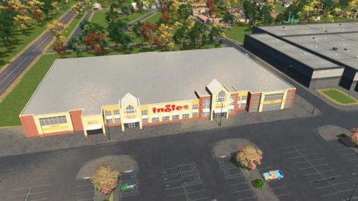 Photo of Cities: Skylines – Modern Ingles Markets (Updated)