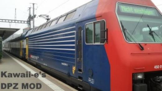 Photo of Transport Fever 2 – Re450 Mod: Yellow Doors and More Capacity