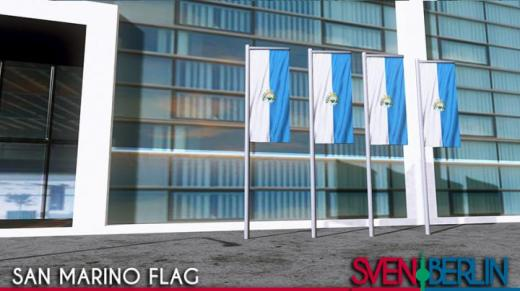 Photo of Cities: Skylines – San Marino Flag