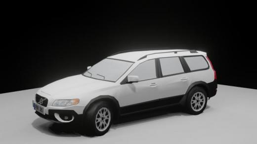 Photo of Cities: Skylines – Volvo XC 70