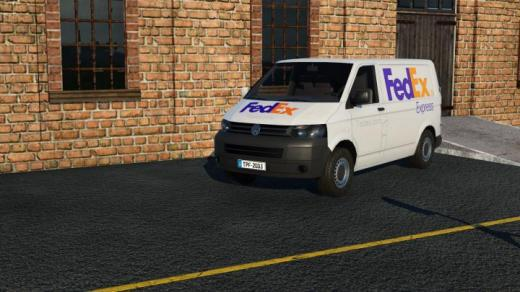 Photo of Transport Fever 2 – Volkswagen Transporter T5