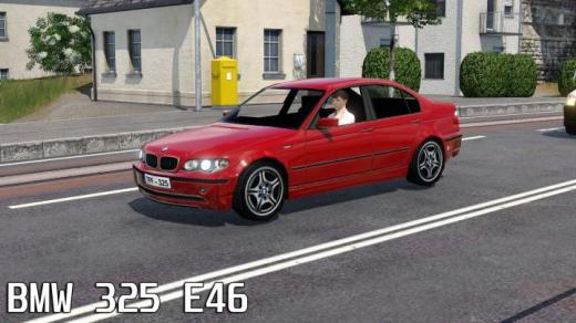 Photo of Transport Fever 2 – BMW 325 E46