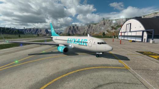 Photo of Transport Fever 2 – Boeing 737-700 Luxair