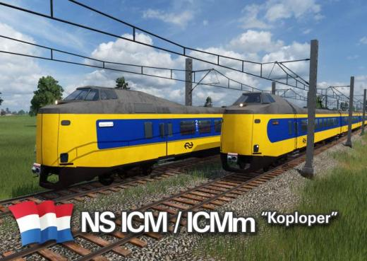 "Photo of Transport Fever 2 – NS ICM ""Koploper"""