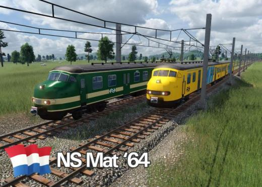 Photo of Transport Fever 2 – NS Mat 64