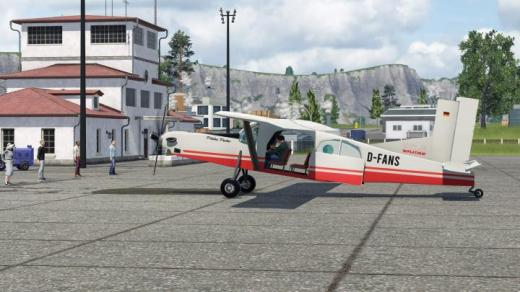 Photo of Transport Fever 2 – Pilatus PC-6/B Turbo Porter