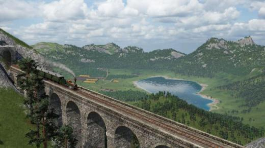 Photo of Transport Fever 2 – Terrain Fever