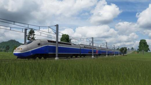 Photo of Transport Fever 2 – TGV Duplex