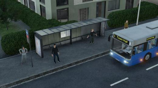 Photo of Transport Fever 2 – Urban Bus Stops