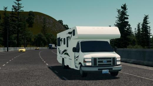 Photo of Cities: Skylines – 2019 Ford E350 Thor Chateau RV Camper