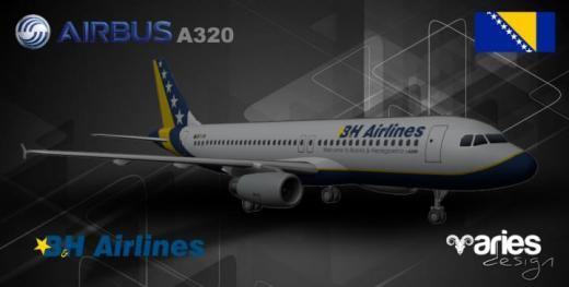 Photo of Cities: Skylines – Airbus A320 BH Airlines