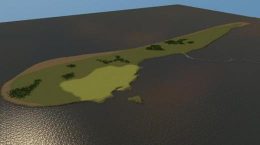 Photo of Cities: Skylines – Ameland Map