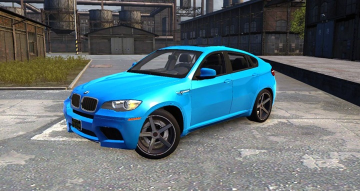 Photo of Mafia 2 – BMW X6M