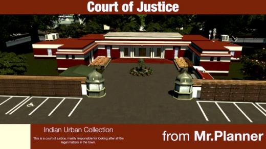 Photo of Cities: Skylines – Court of Justice