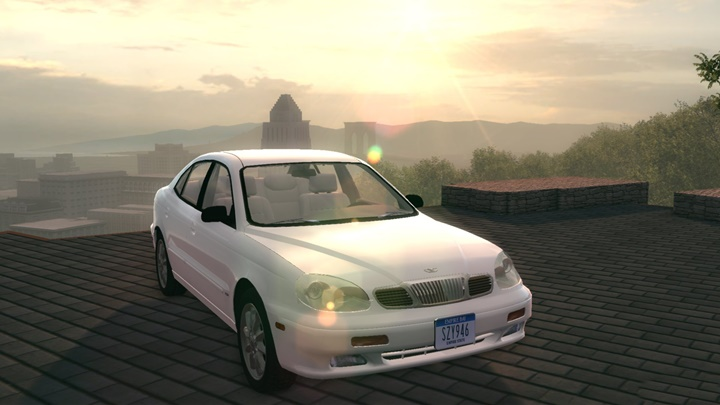 Photo of Mafia 2 – Daewoo Leganza CDX US