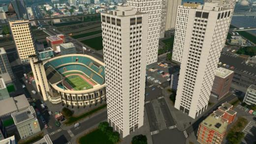Photo of Cities: Skylines – [Grow+RICO] Tours Verdi/Puccini (Paris, France)