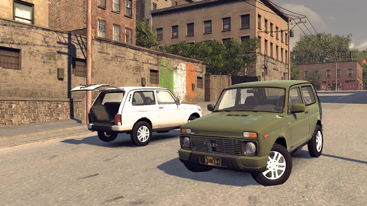 Photo of Mafia 2 – Lada 4×4 Urban