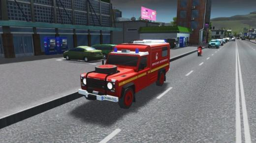 Photo of Cities: Skylines – Land Rover Defender Vsavhr
