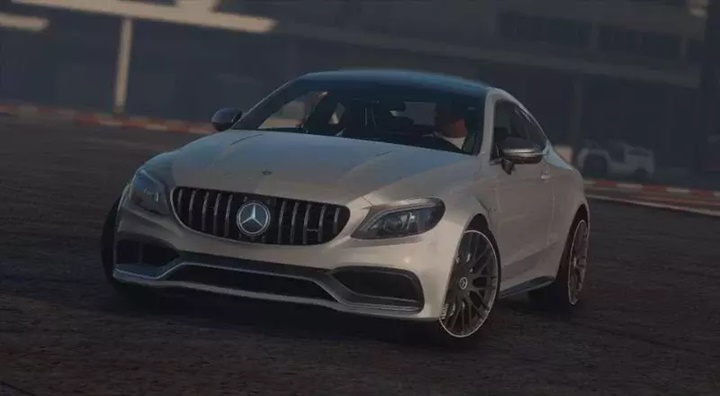 Photo of Gta 5 – Mercedes-Benz C63 Amg 2019