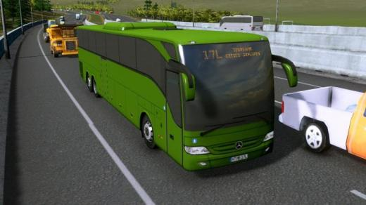 Photo of Cities: Skylines – Mercedes-Benz Tourismo L (17) Bus Version