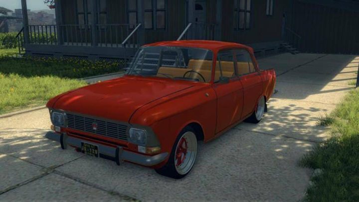 Photo of Mafia 2 – Moskvich 412