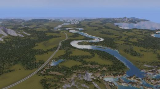 Photo of Cities: Skylines – Mossissobo Map