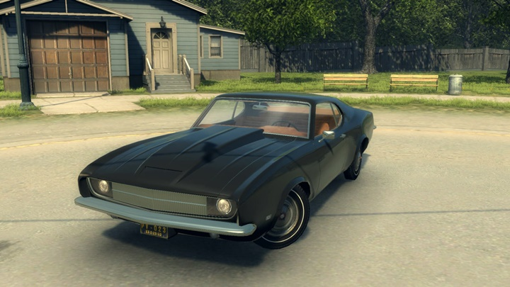 Photo of Mafia 2 – Samson Drifter