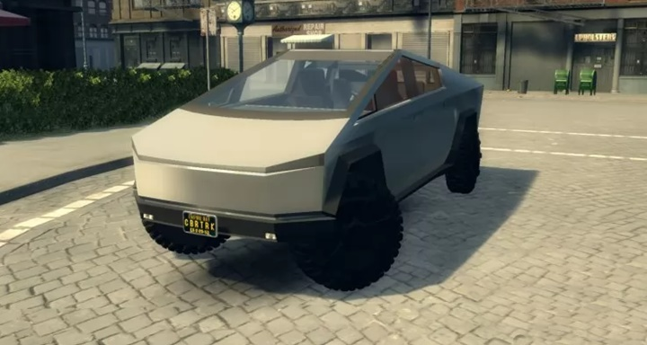 Photo of Mafia 2 – Tesla Cybertruck
