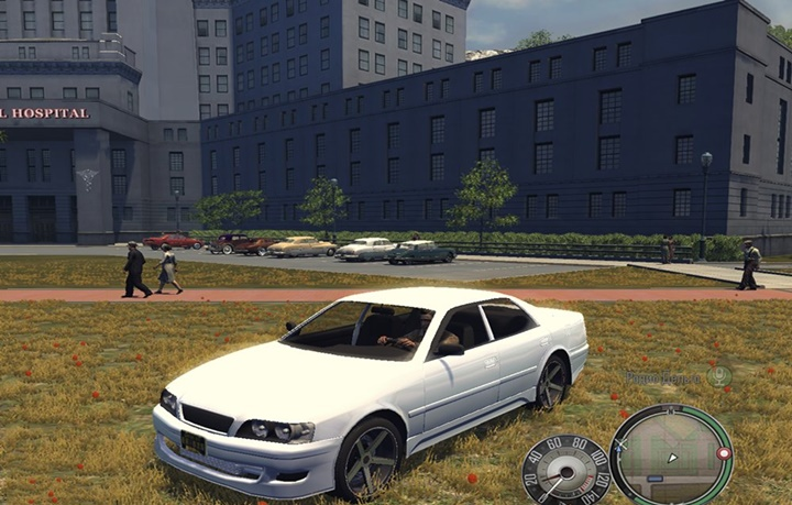 Photo of Mafia 2 – Toyota Chaser