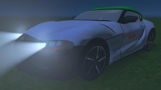Photo of Cities: Skylines – Toyota GR Supra (Meitetsu Taxi Specifications)