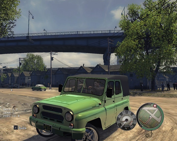Photo of Mafia 2 – Uaz 469