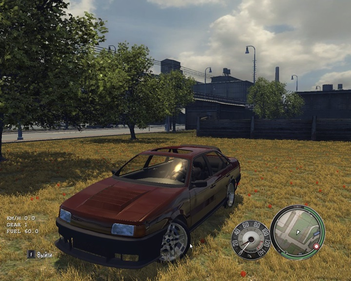 Photo of Mafia 2 – Volkswagen Passat B3