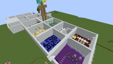 Photo of Minecraft – 12 Rooms Parkour Map