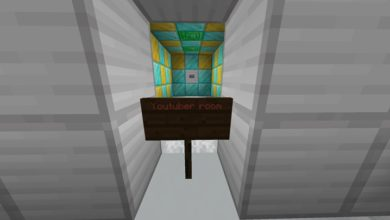Photo of Minecraft – 500 Blocks of Parkour Map