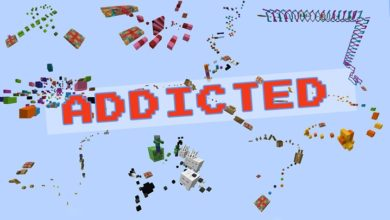 Photo of Minecraft – Addicted Parkour Map
