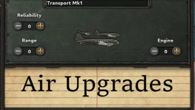 Photo of Hearts of Iron IV – Air Upgrades Kaiserreich