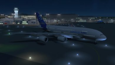 Photo of Cities Skylines – Airbus A380-800 Airbus Industries