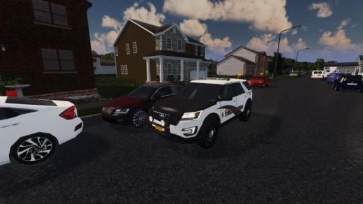 Photo of Cities: Skylines – Alaska State Trooper (AST) Ford Explorer