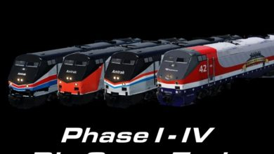 Photo of Transport Fever 2 – Amtrak Heritage Pack Updated