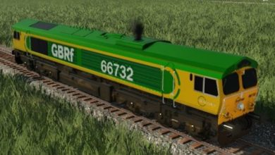 Photo of Transport Fever 2 – British Class 66 Reskin