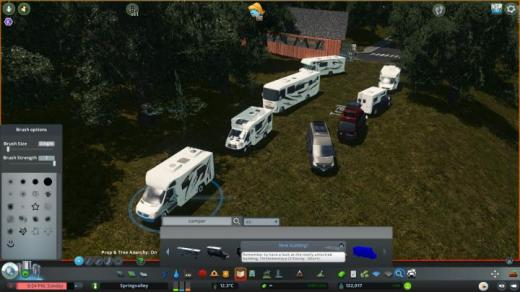 Photo of Cities: Skylines – Campers and RV Prop Pack