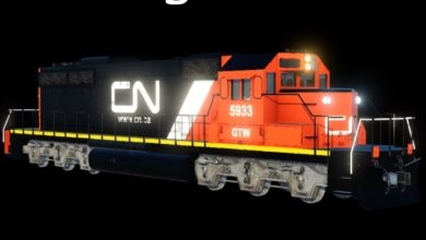 Photo of Transport Fever 2 – Canadian SD40-2 Pack – Updated