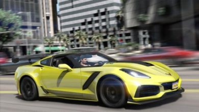 Photo of GTA 5 – Chevrolet Corvette ZR1 Coupe 2019 Car Mod