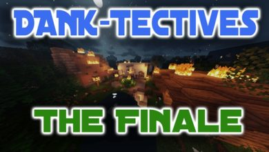 Photo of Minecraft – Dank-Tectives The Finale Adventure Map