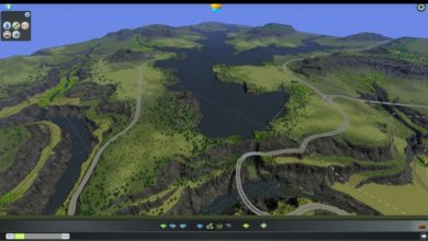 Photo of Cities Skylines – Dead Horse Mesa Map